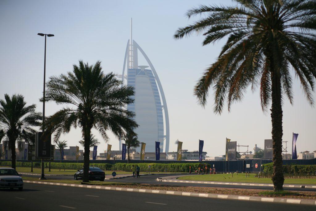 Хотел Burj Al Arab