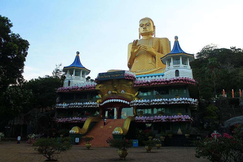 Дамбула, Шри Ланка/Dambulla, Sri Lanka