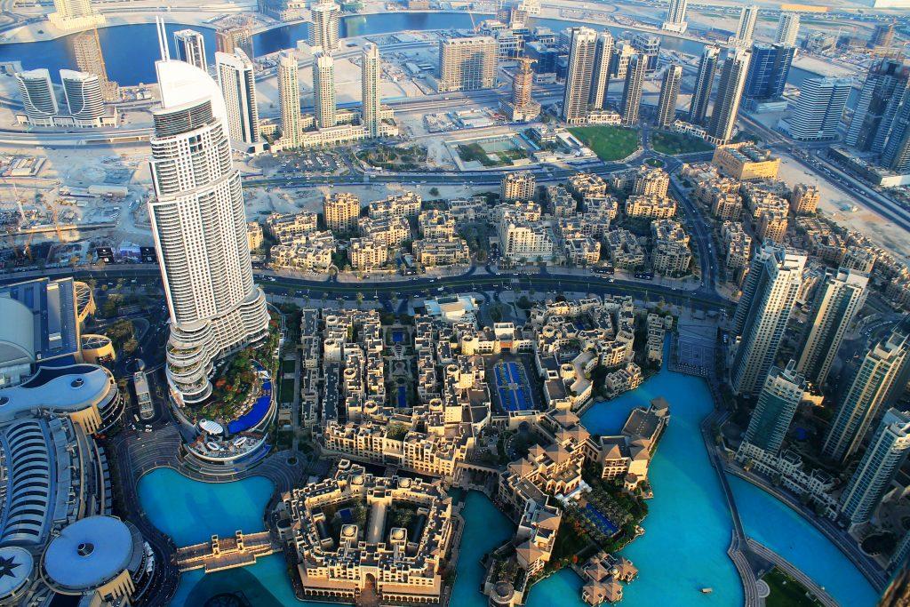 Гледка от Бурж Халифа / The View From Burj Khalifa