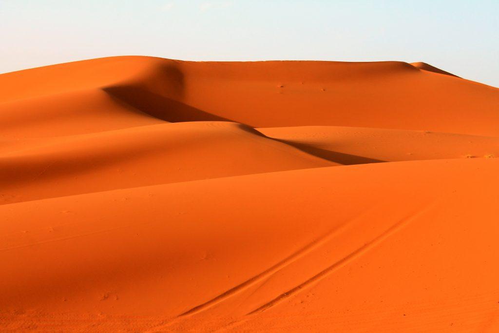 Сахара / Sahara Desert