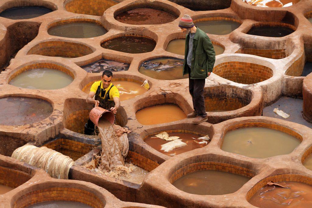 Фес, Мароко / Fez, Morocco
