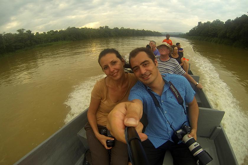 Сафари по Река Кинабатанган / Kinabatangan River Safari