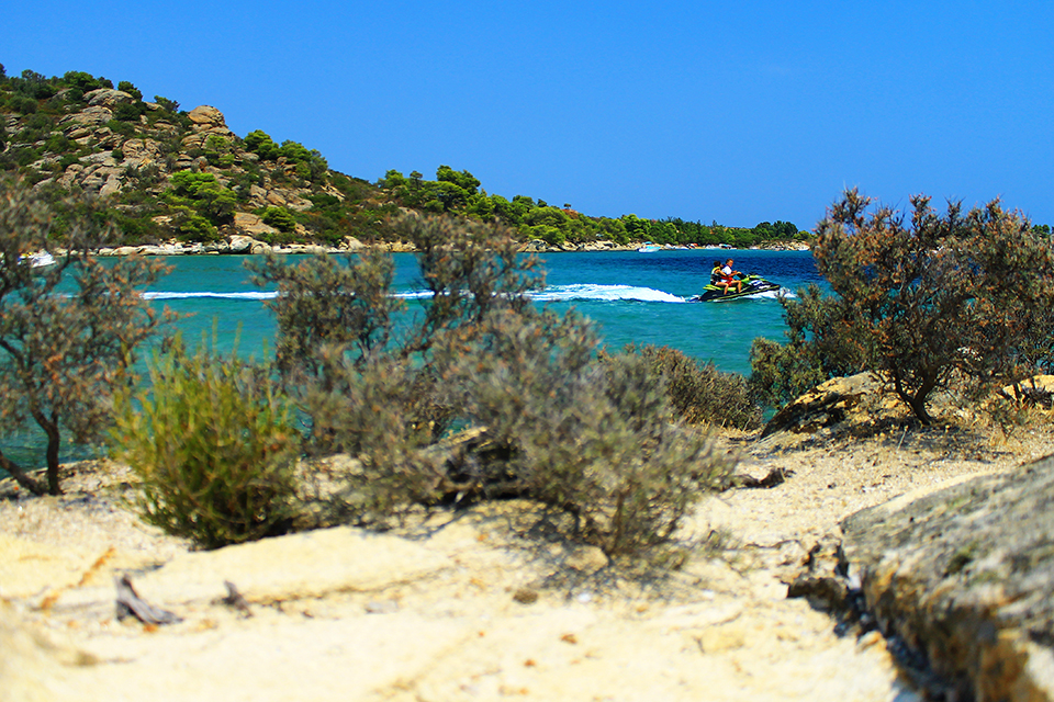 Остров Диапорос / Diaporos Island
