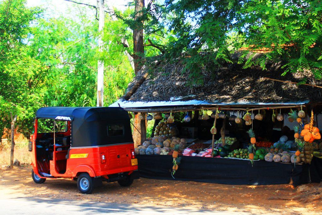 Някъде в Шри Ланка / Somewhere in Sri lanka