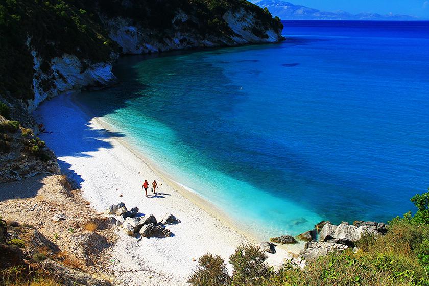 Xigia Beach, Zakynthos Island