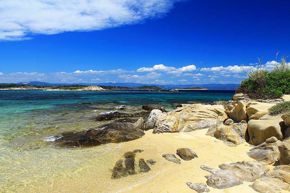 Kalomonisia Islands, Вурвуру / Vourvourou