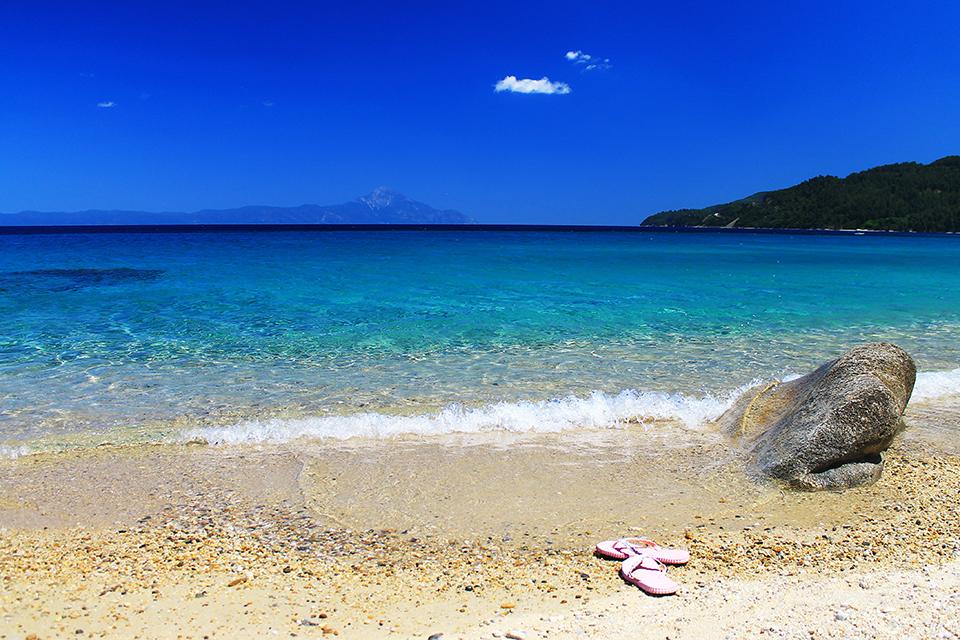 Fava Beach , Вурвуру / Vourvourou