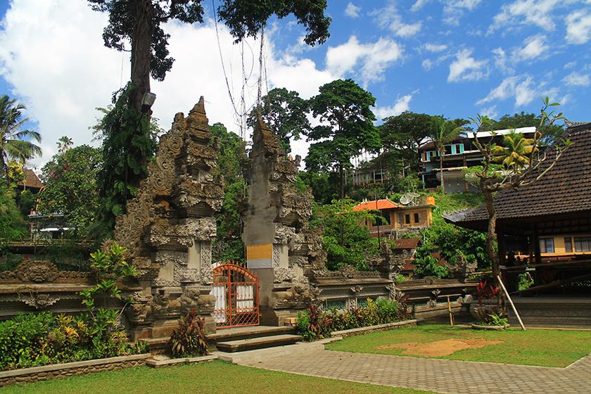 Храмът Gunung Lebah в Убуд / Pura Gunung Lebah Temple, Ubud