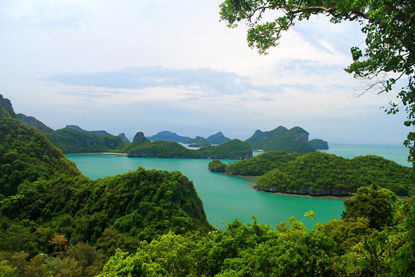 Ko Wua Talap Island, Ang Thong