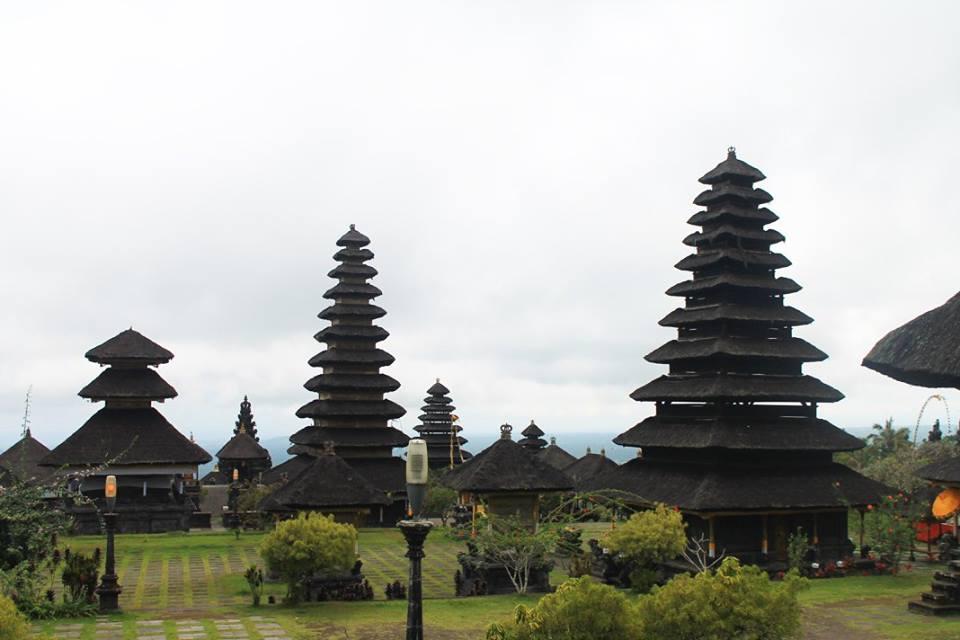 Храмът Бесаки (Besakih Temple) , Остров Бали, Индонезия, Bali Island, Indonesia