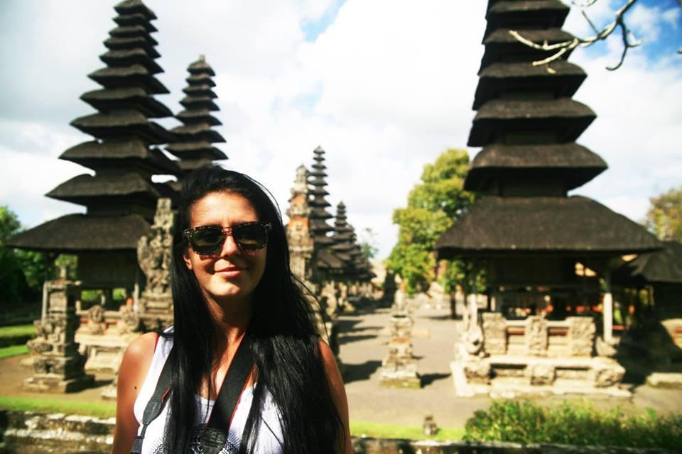 Храмът Таман Аюн (Taman Ayun Temple), Остров Бали, Индонезия, Bali Island, Indonesia