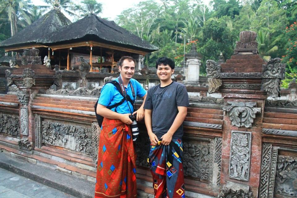 Tirta Empul Temple (Tampaksiring), Остров Бали, Индонезия, Bali Island, Indonesia
