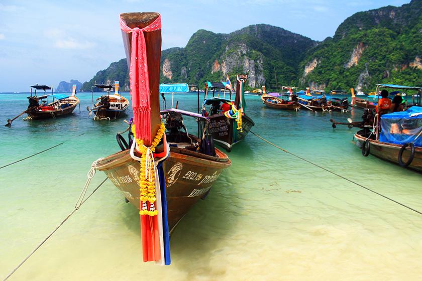 Остров Пи Пи Дон / Phi Phi Don Island