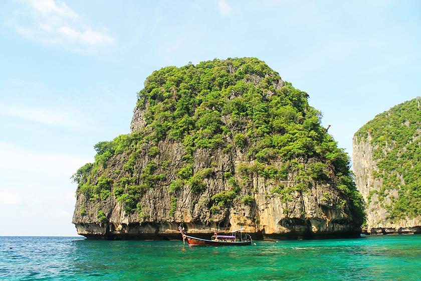 Остров Пи Пи Ле / Phi Phi Leh Island