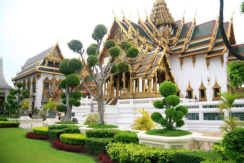 Кралският дворец (The Grand Palace)