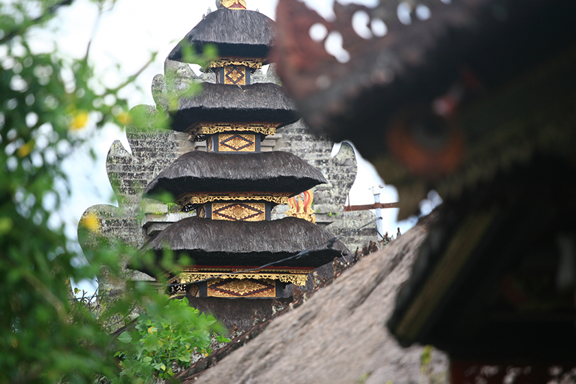Слоновата пещера Goa Gajah / Goa Gajah, the Elephant Cave in Ubud, Bali