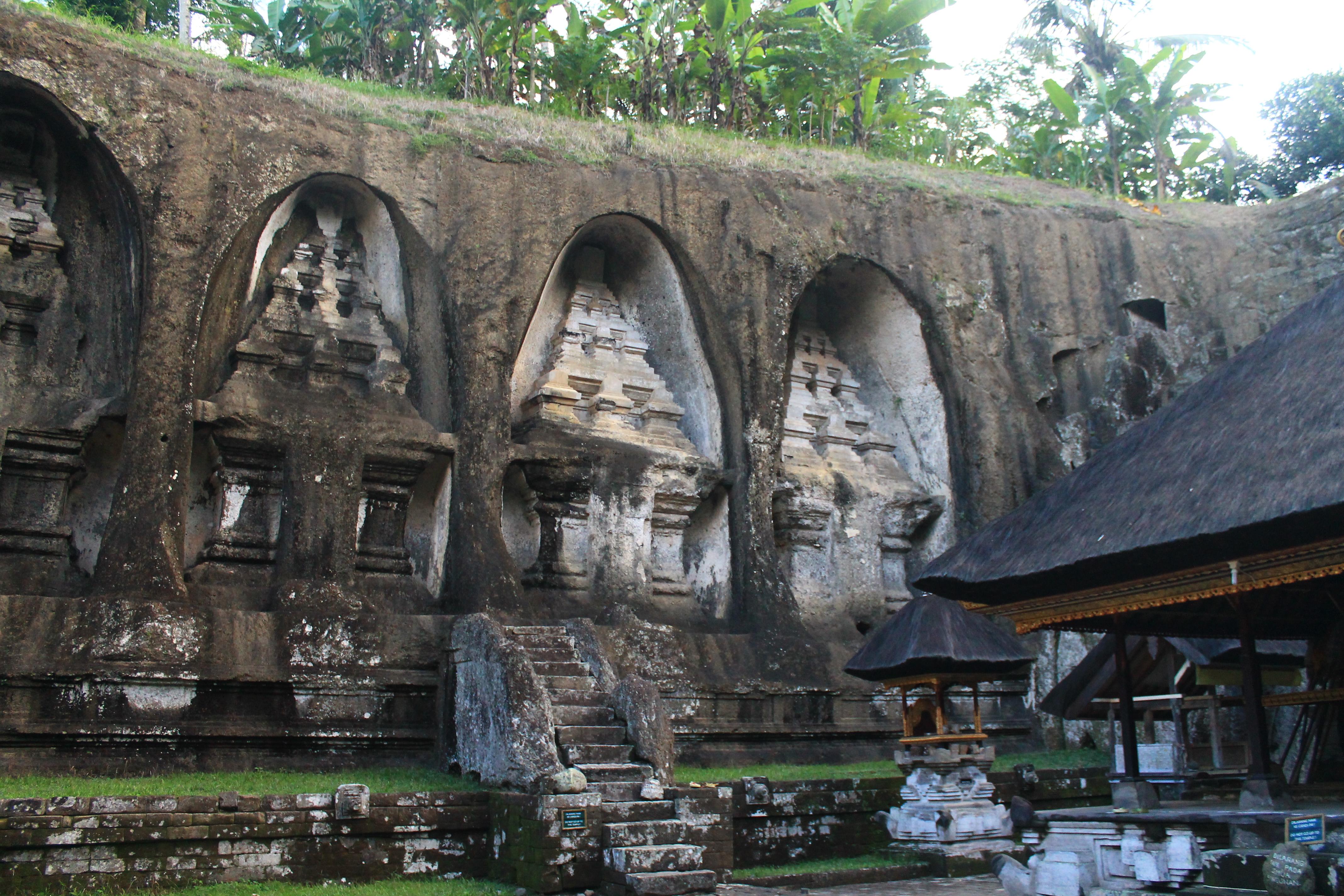 Храмът Гунунг Кави / Gunung Kawi Теmple