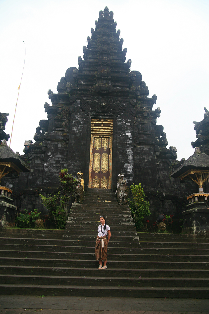 Храмът Бесаки / Besakih Temple