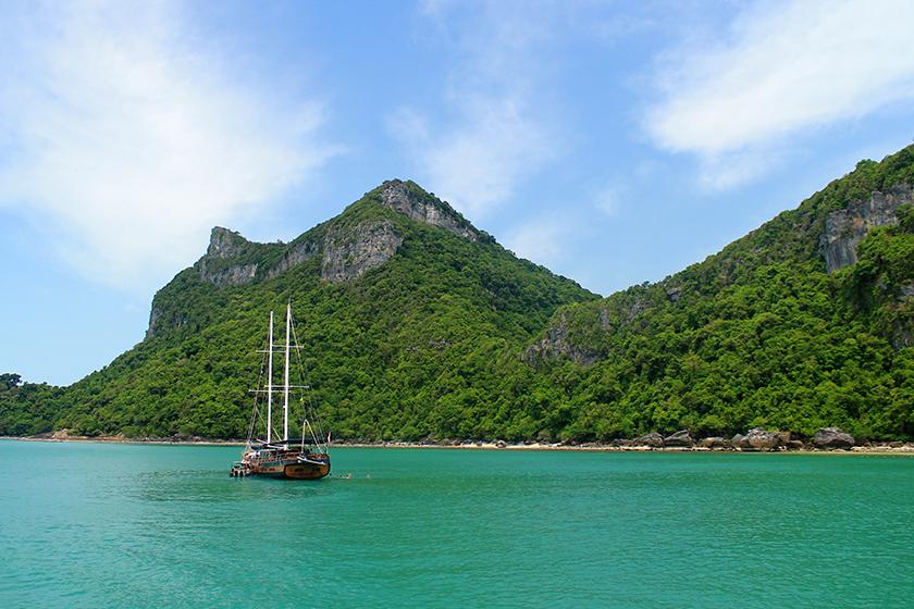 Национален парк Анг Тонг (Ang Thong National Marine Park)