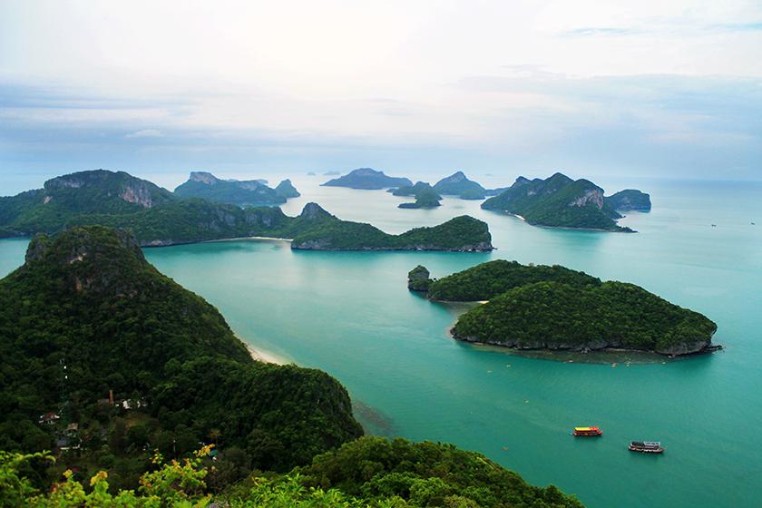 Wua Ta Lap, Viewpoint