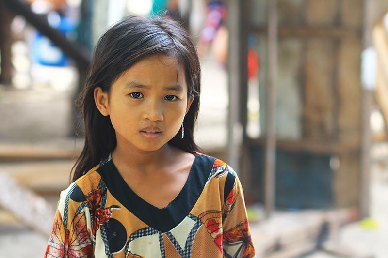 Племето Bajau, остров Мабул, Борнео / Bajau Tribe, Mabul Island, Borneo