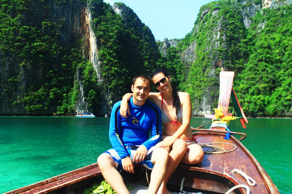 Остров Пи Пи Ле (Phi Phi Leh Island)