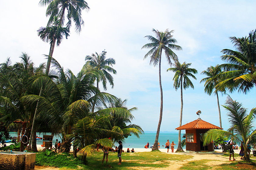 Национален морски парк Анг Тонг, Тайланд (Ang Thong National Marine Park, Thailand)