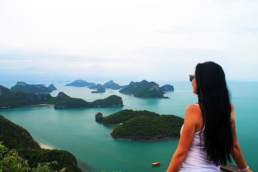 Гледка от най-високата точка (The viewpoint)