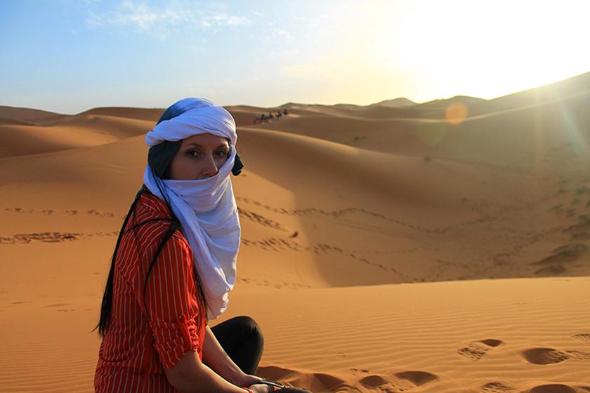 Сахара, Мароко / Sahara Desert, Morocco