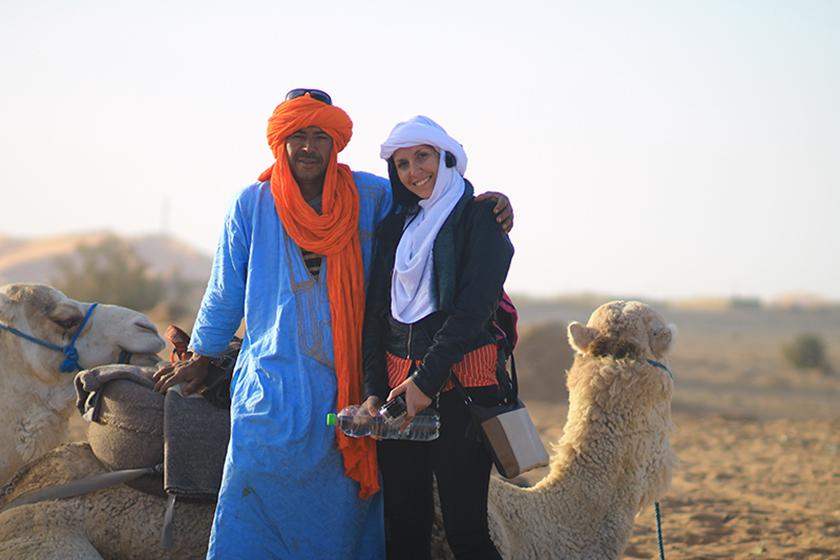 Нашият берберски приятел / Our Berber Friend