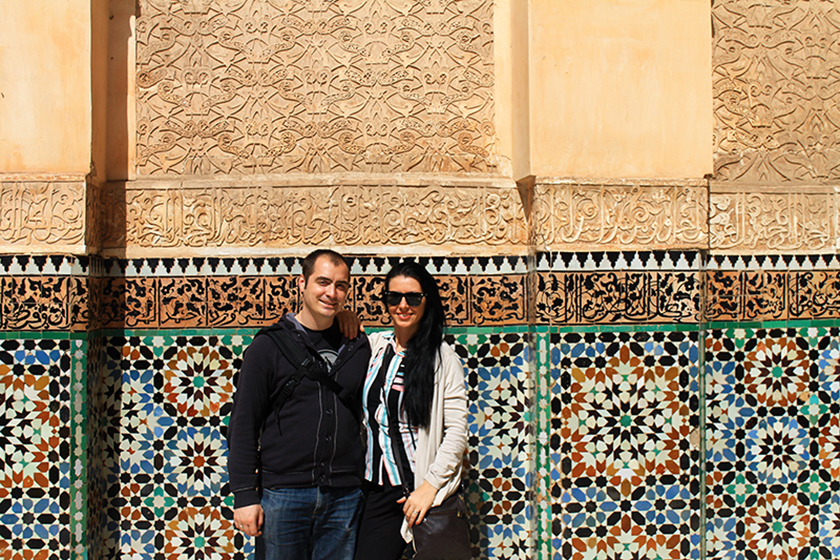 Медресе Бен Юсеф, Маракеш / Medersa Ben Youssef, Marrakech
