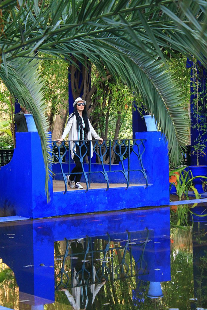 Градината Мажорел, Маракеш / Majorelle Garden, Marrakech