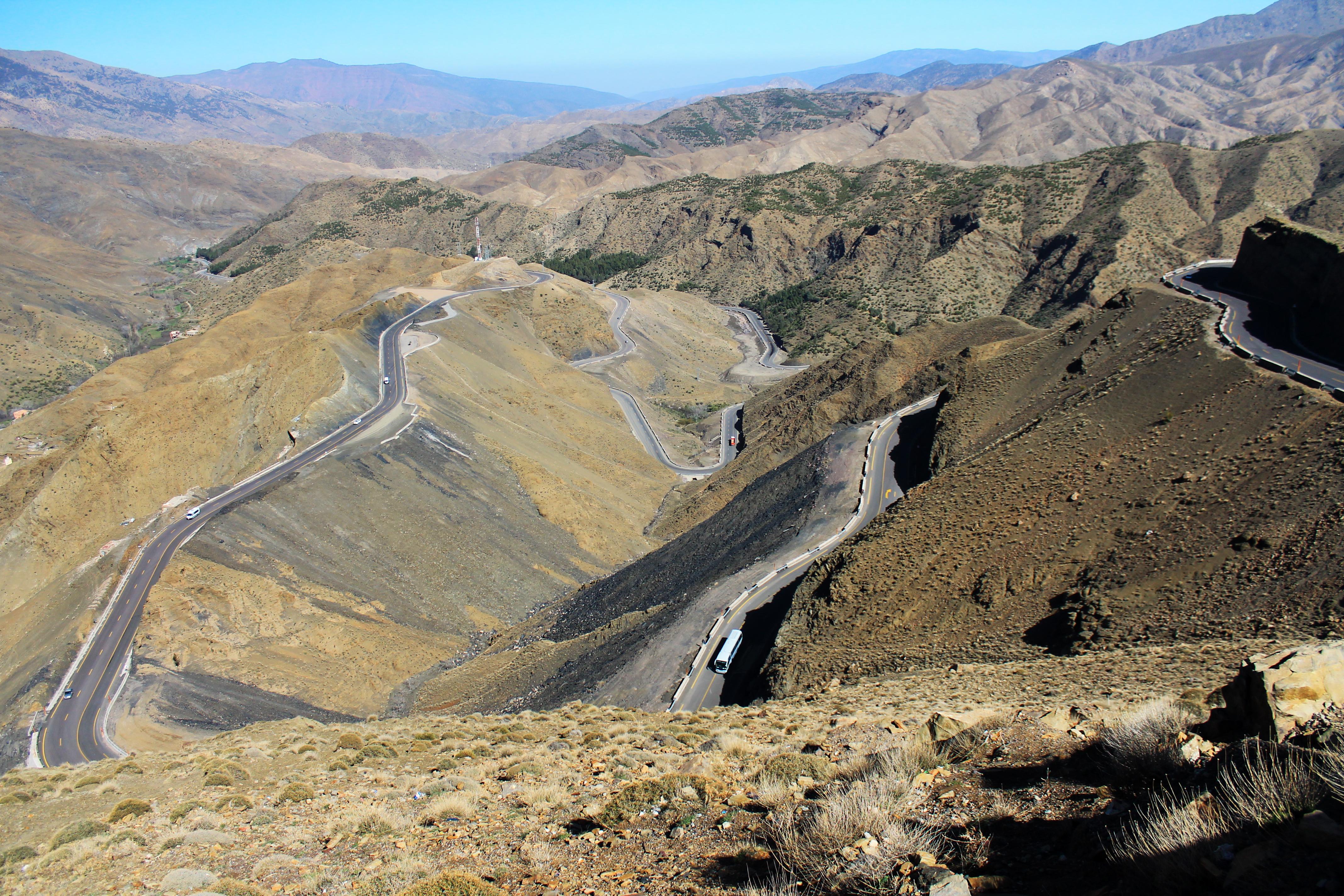 Каньонът Дадес / Dades Gorge