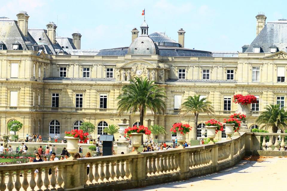 Люксембургските градини / Luxembourg Gardens