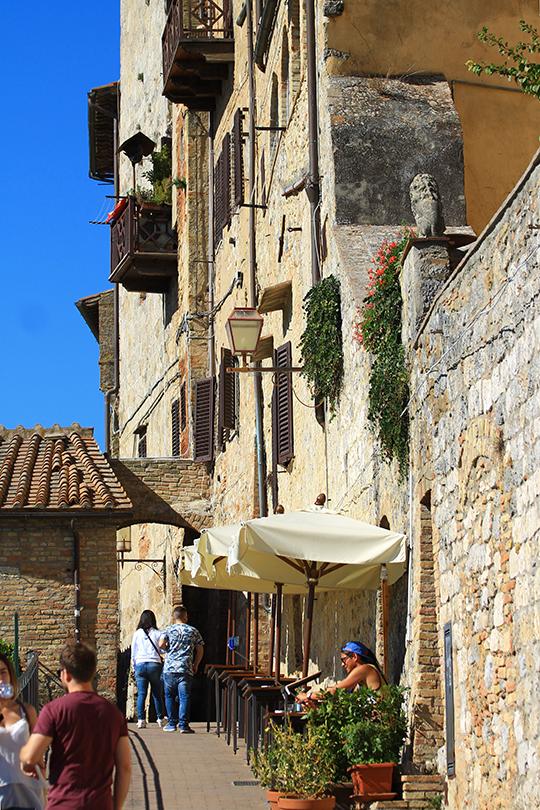 Сан Джиминяно / San Gimignano