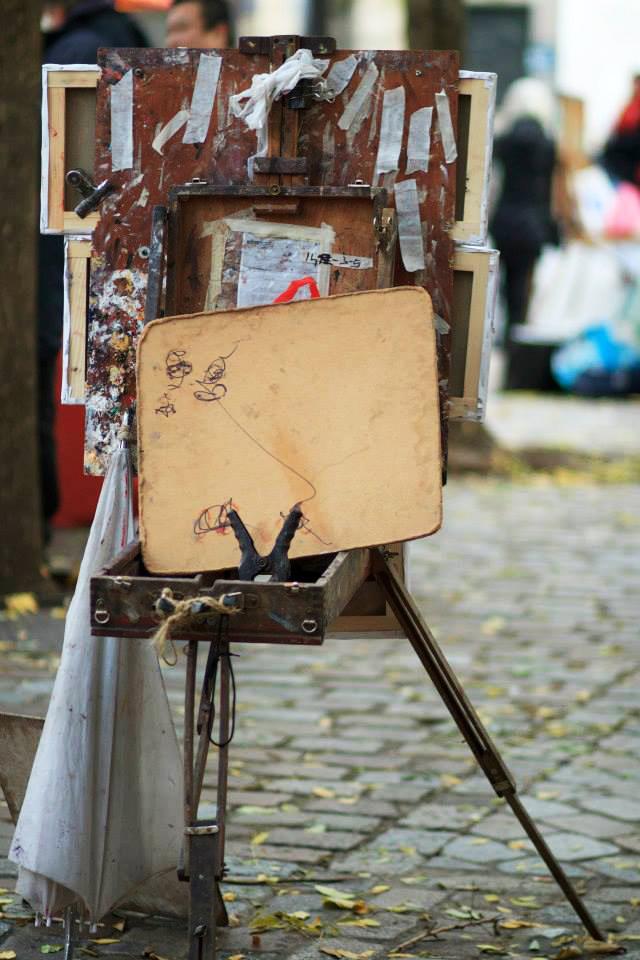 По улиците на Монмартър / The Streets Of Montmartre