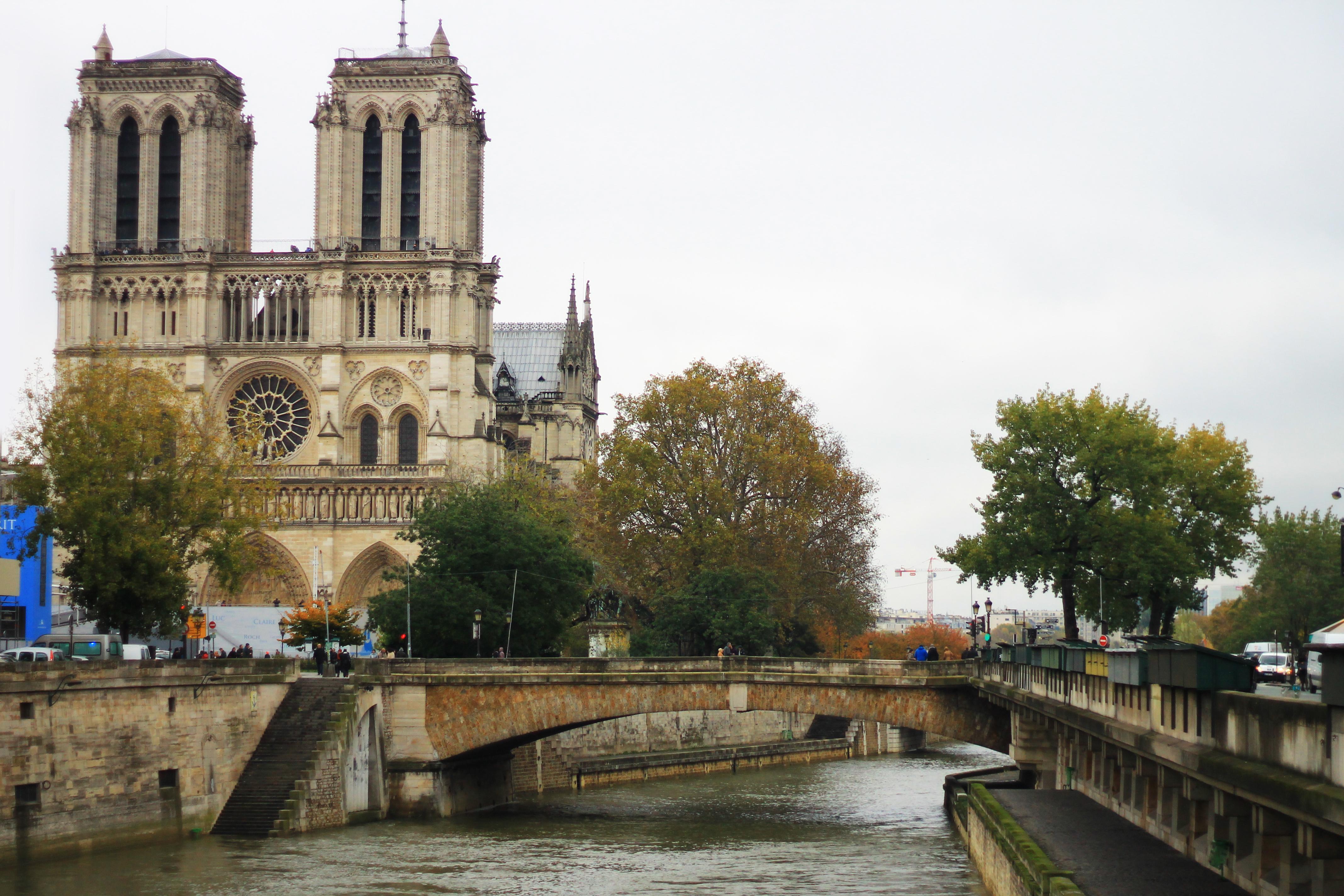Катедралата Нотр Дам / Notre Dame de Paris