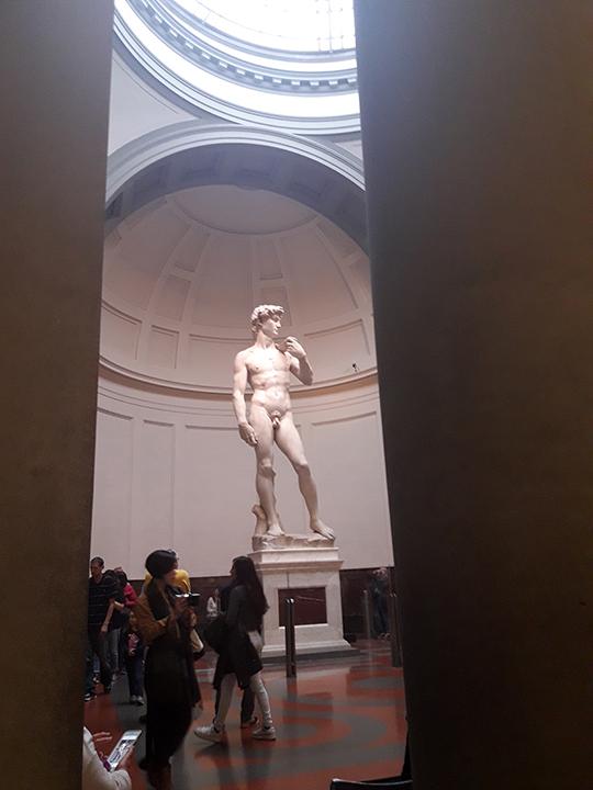 Галерията на Академията, Флоренция / Galleria dell'Accademia, Florence