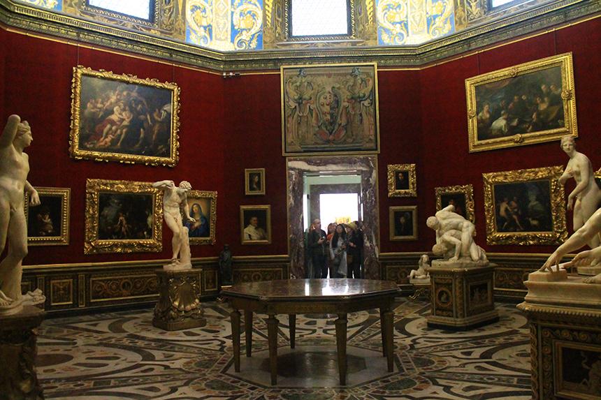 Галерия Уфици, Флоренция / Ufizii Gallery, Florence