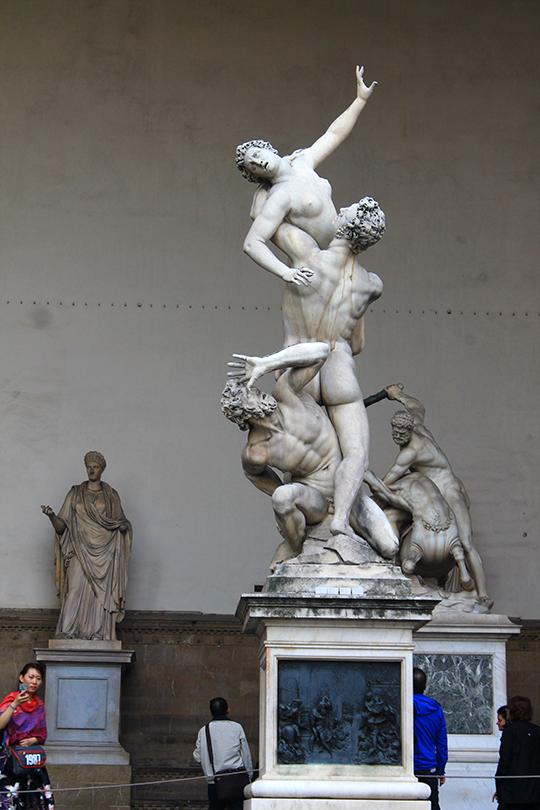 Площад Синьория, Флоренция / Piazza della Signoriа, Florence