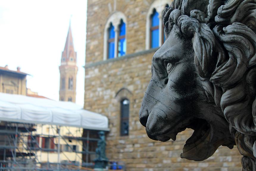 Площад Синьория / Piazza della Signoriа
