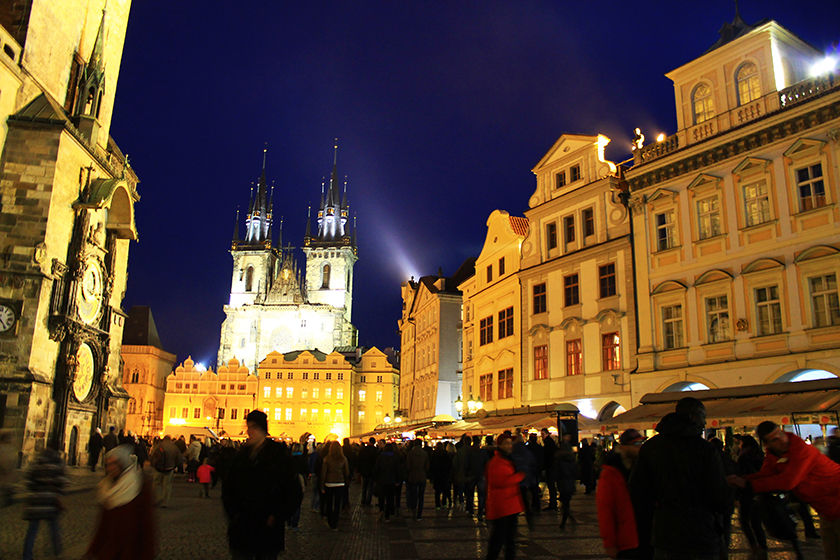 Централният площад на Стария Град/ Old Town Square