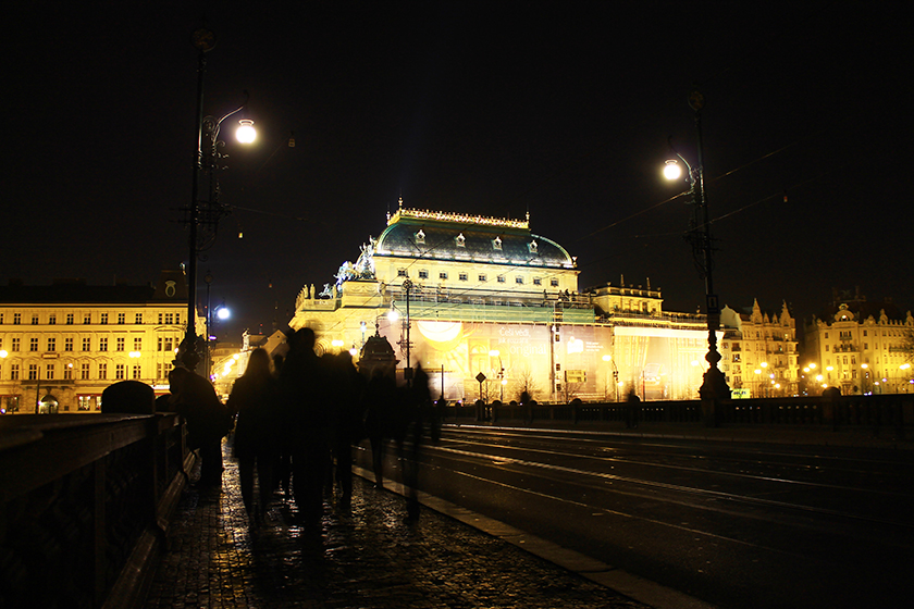 Нощна Прага / Prague by Night