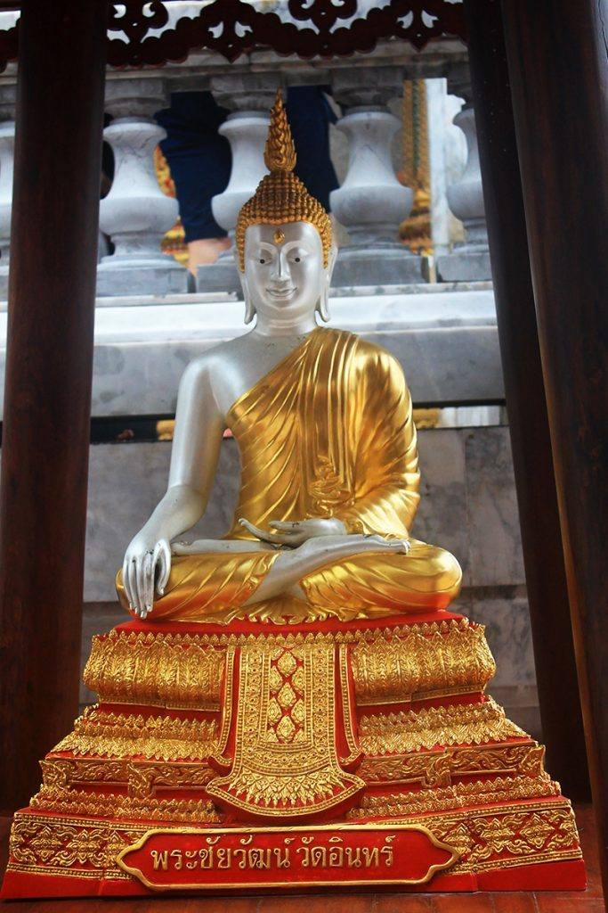 Храмът на Полегналия Буда- Wat Pho /Wat Pho Temple