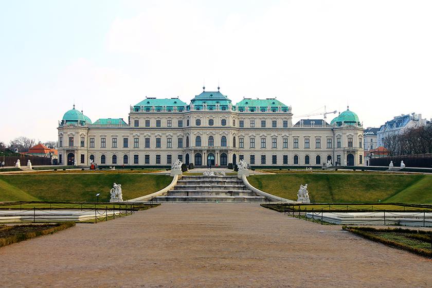 Дворецът Белведере / Belvedere Palace