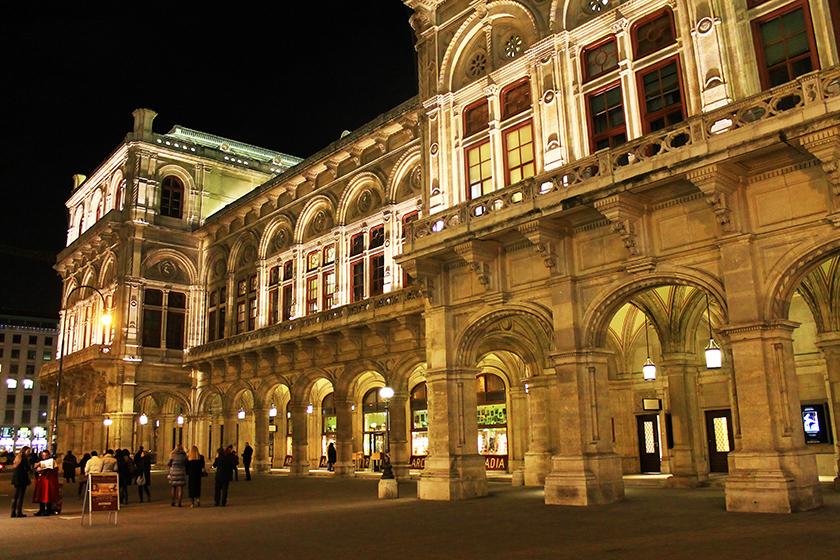 Виенската държавна опера / Vienna Opera House