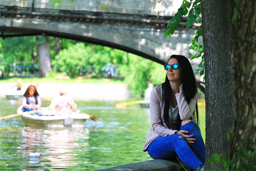 Парк Чишмиджиу, Букурещ / Cismigiu Park, Bucharest