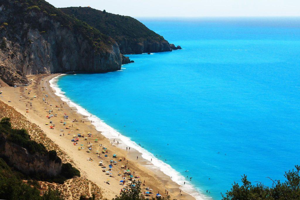 Милос / Milos Beach