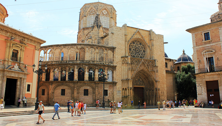 Катедралата на Валенсия / Valencia Cathedral