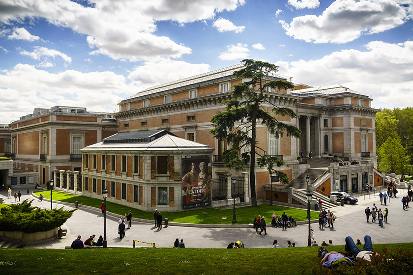 Музеят Прадо / Museo Prado